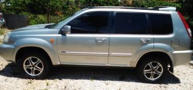2002 Nissan X-Trail (Cheap Sale)