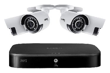 Lorex 4K 8-Channel CCTV System (BRAND NEW IN BOX)