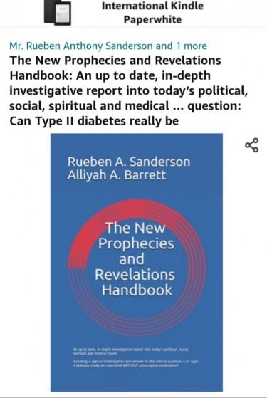The New Prophecies And Revelations Handbook