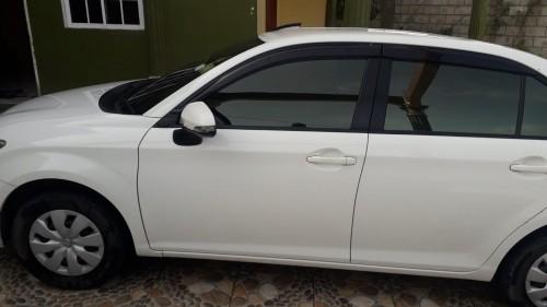 Toyota Axio 2014