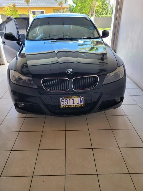 2011 BMW 3 Series Sunroof