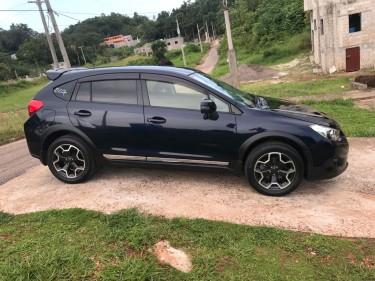 2013 Subaru XV/Crosstrek
