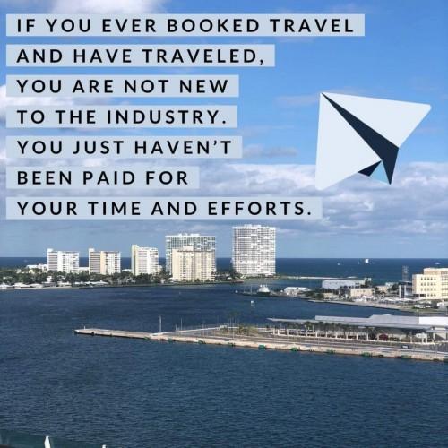 Home Based Travel Agency