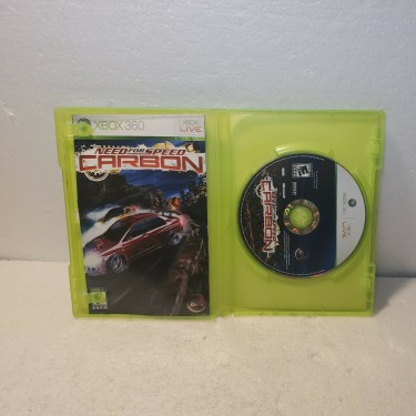 Need For Speed: Carbon (Microsoft Xbox 360