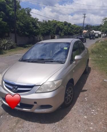 2007 Honda
