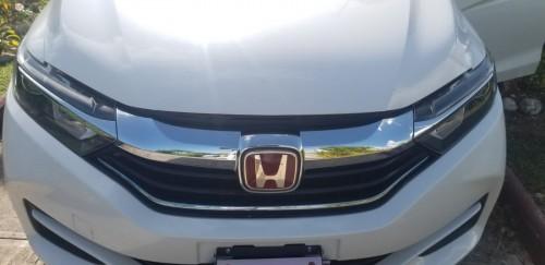 2018 Honda Fit Shuttle (Hybrid)
