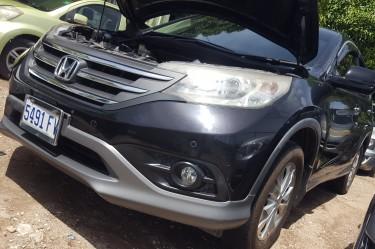 2012 Honda Crv AWD