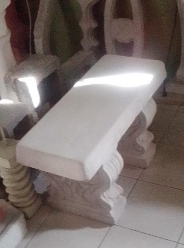 Custom Made Concrete Benches