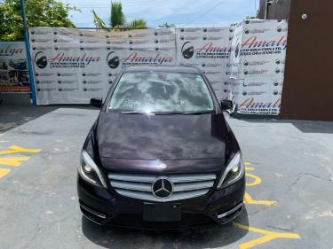 2014 Mercedes Benz B18