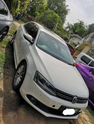 2013 VW JETTA