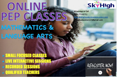 PEP CLASSES (SKYHIGH Customized Education)