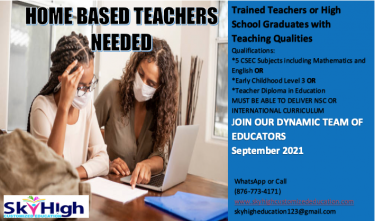 ONLINE CLASSES (SKYHIGH Customized Education)