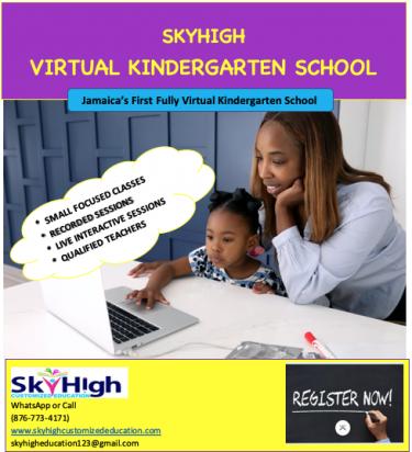 VIRTUAL KINDERGARTEN SCHOOL