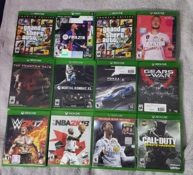 Faily New Xbox One Cd