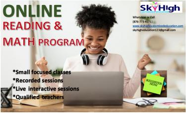 READING CLASSES (SKYHIGH Customized Education)