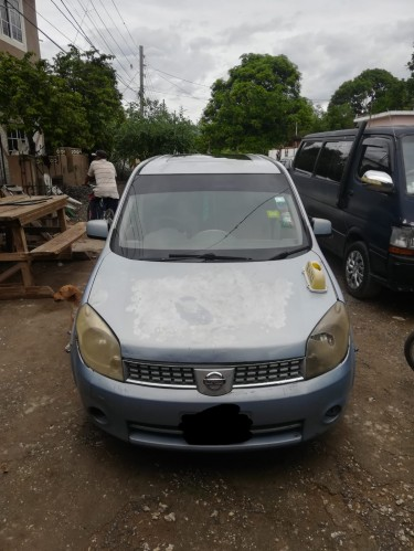 2005 Nissan Lafesta