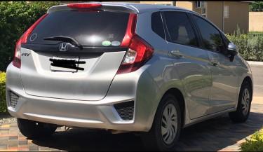 2015 Honda Fit Lady Driven