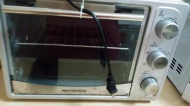 Mastertech Toaster Oven