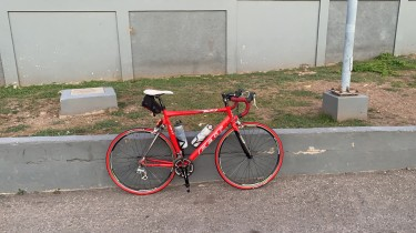 Road Bike (Felt T23)