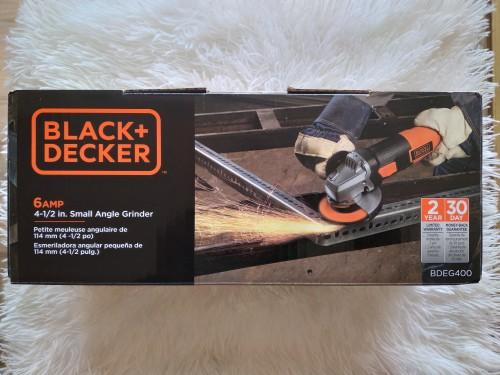 Black&Dacker Angler Grinder