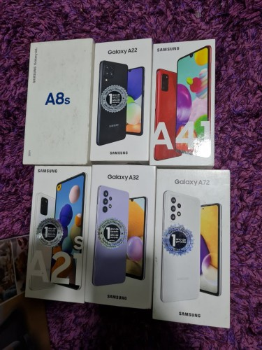 Galaxy A Devices