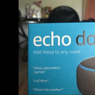Echo Dot 3rd Gen. Brand New