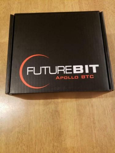 FutureBit Apollo Full Desktop Package BTC Bitcoin