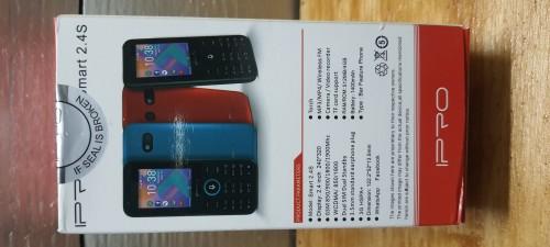 IPro Smart 2.4AS KaiOS Phone
