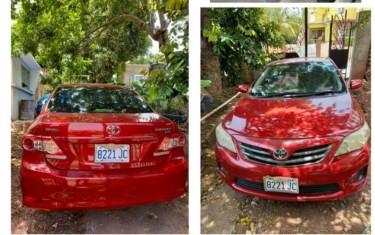 2012 Toyota Corrola(lady Driven)