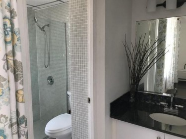 Fully Furnished Two Bedroom Two Bathroom Unit
