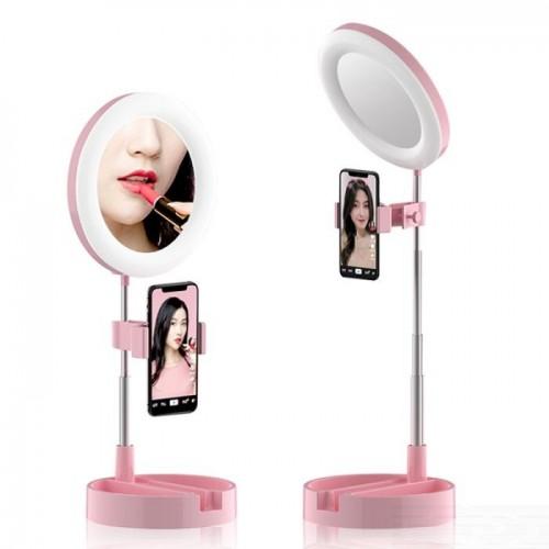 Selfie Light & Mirror