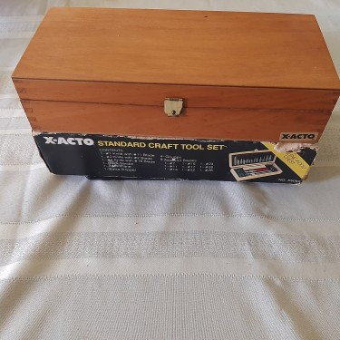 Standard Craft Tool Set X-Acto No X5091