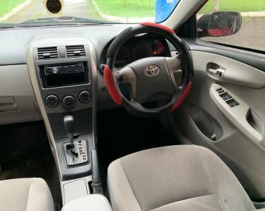 2012 Toyota Corolla XLi