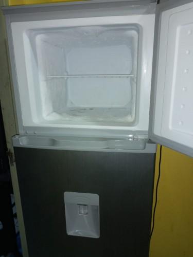 MasterTech Silver Refrigerator