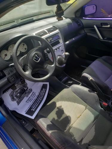 2005 Honda Civic Si Very Fast K20