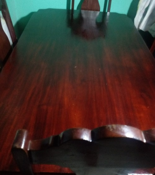 Table And Chairs (Negotiable)