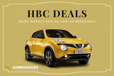 Car Rental $5000/DAY