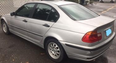 2001 BMW 316I