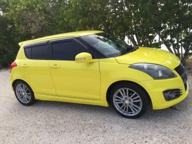 2012 Suzuki Swift Sport For Sale