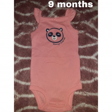 NEW CARTER'S BABY GIRL CLOTHES
