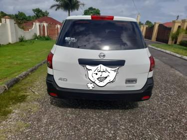 Nissan Ad Wagon $550000