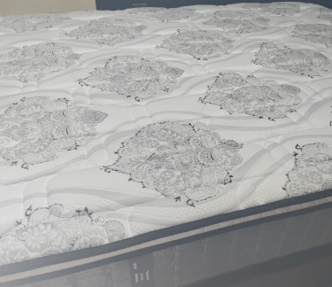 Queen Mattress Pillow Top