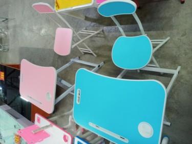 Height Adjustable Kids Table