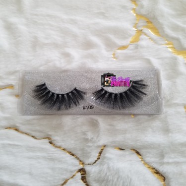 3D And 6D Mink Eyelashes