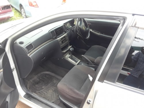 2007 Toyota RunX
