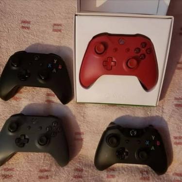 Faily New Xbox One Controller