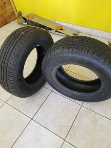 Two 175/70R13 Tyres Like New