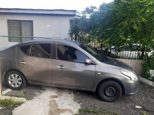 Nissan Latio 2015