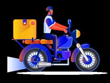 Auto Parts Delivery