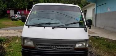 1997 Toyota Hiace